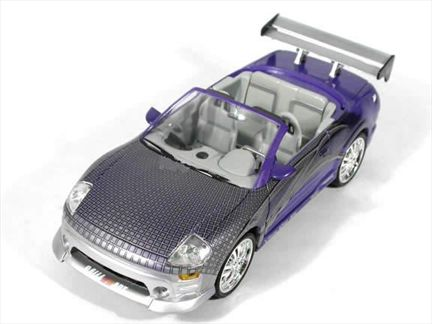 Mitsubishi Eclipse Spyder 2001