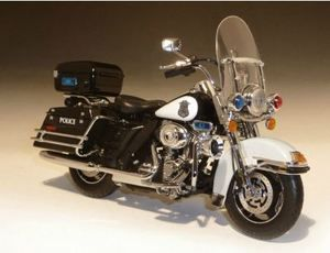 Harley-Davidson FLHP Road King 2011