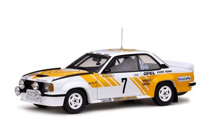 Opel Ascona 400 Rally Winner Int. Swedish 1980