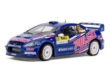 Peugeot 307 WRC RACC Rally Catalunya 2009