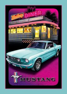 Mustang Diner
