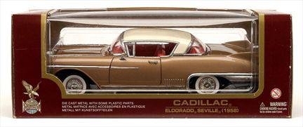 Cadillac Eldorado Seville 1958