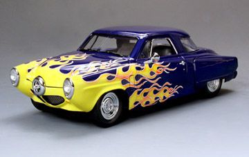 1950 Studebaker Hot Rod Coupe