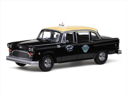 1963 Dallas Checker A11 Cab