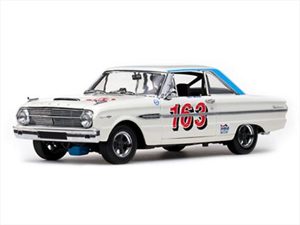 Ford Falcon Racing 1963 #163 Keith Davidson