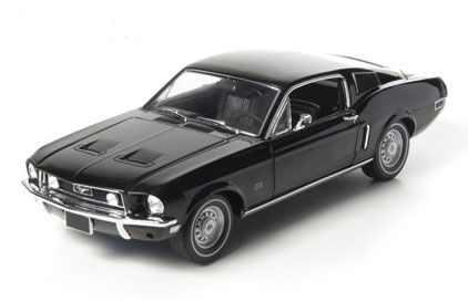 Ford Mustang 2+2 Fastback 1968