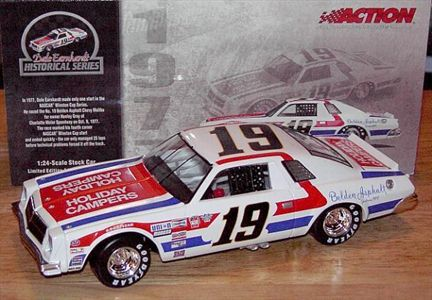 Chevrolet Malibu Club Car 1977 Dale Earnhardt #19
