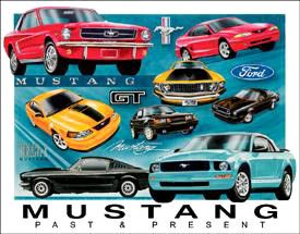 Mustang   Past & Present