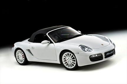 Porsche Boxster S 2009