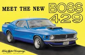 Ford Mustang  Meet The New Boss 429