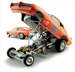 Pontiac GTO 1969 Funny Car