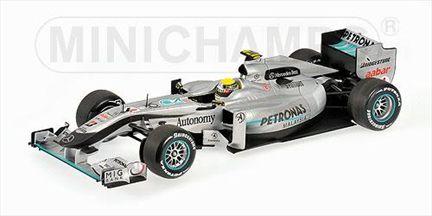 Mercedes Gp F1 Team Mgp W01 2010 Quot N Rosberg Quot