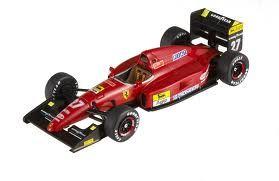 F92 A J.Alesi-Spain GP 1992