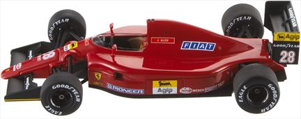 Ferrari F1-91 J.Alesi-Monaco GP 1991