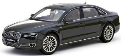 Audi A8 W12 2010