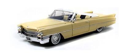 Cadillac 1963 Convertible
