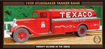 Studebaker Tanker Bank 1939