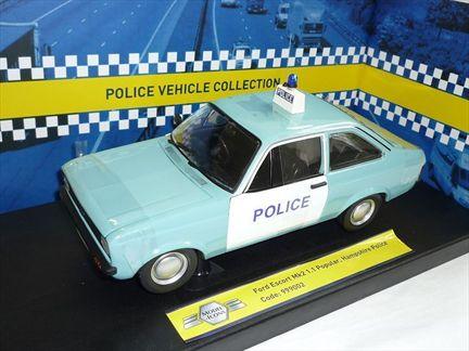 Ford Escort Mk2 Hampshire Police Ltd de 999 pcs
