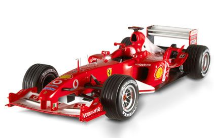 Ferrari F2003-GA GP Japan 2003