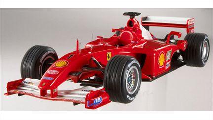 Ferrari F2001 GP Hungary 2001