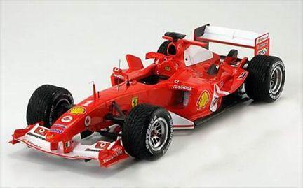 Ferrari F2004 GP Belgium 2004