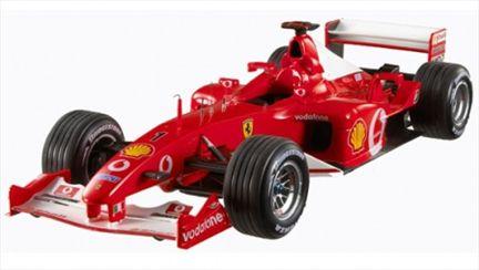 Ferrari F2002 GP France 2002