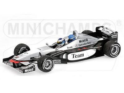 McLaren MP4/98T Mercedes 1998 2-Seater