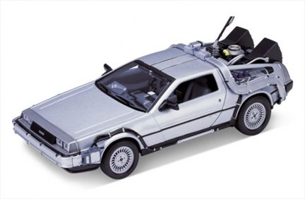 Delorean Back to the Future Part 1