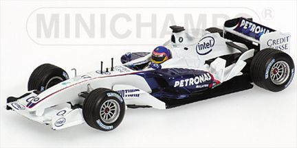 BMW Sauber F1 Team Showcar 2006 J. Villeneuve