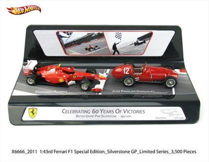Ferrari F150 Italia & 375 F1 1951