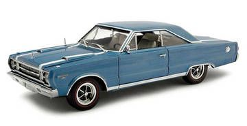 Plymouth GTX 1967  **Last one**