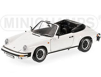 Porsche 911 Carrera Cabriolet 1983