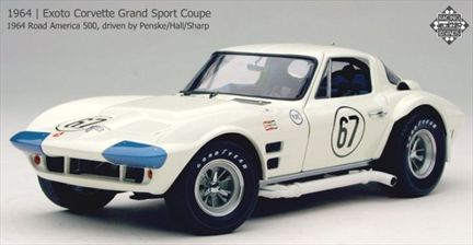 Chevrolet Corvette Grand Sport Coupe 1964