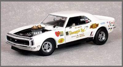 Chevrolet Camaro Pro Stock 1968