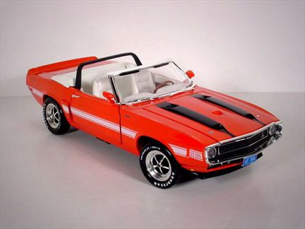 Ford Mustang Shelby GT-500 1970