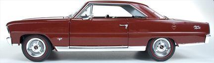Chevrolet Nova SS 1966 Limited **Dernier**