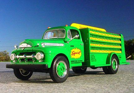 Ford F-6 1951 Bottler's Truck