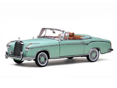 Mercredes-Benz 220SE 1958