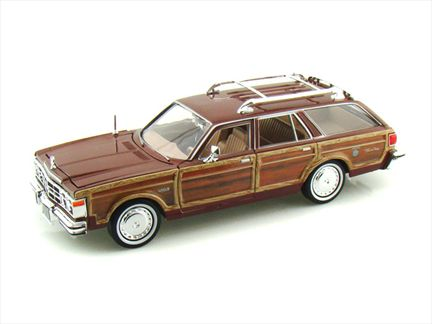 Chrysler LeBaron Town & Country 1979