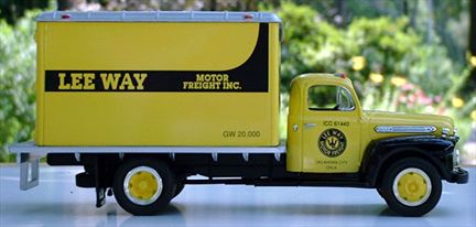 Ford F-6 1951 Dry Goods Van