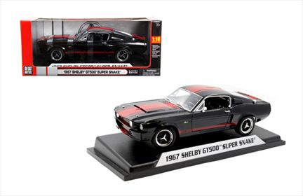 Ford Shelby GT-500 Super Snake 1967 (1 left)