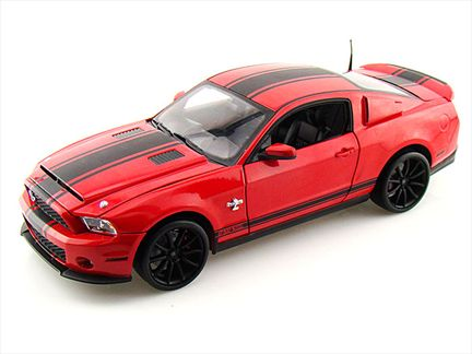 Ford Shelby GT-500 Super Snake 2012