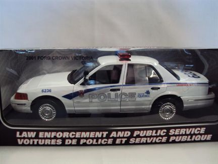 Ford Crown Victoria Police de Québec