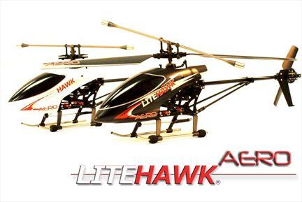 Helicopter LiteHawk