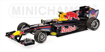 Renault RB6 F1 2010 Red Bull Racing (Mark Webber)