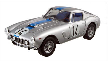 Ferrari 250 GT Berlinetto Passo Corto SWB 1961