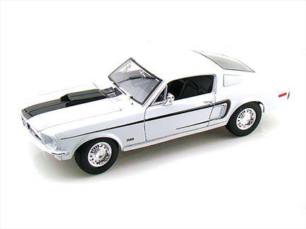 Ford Mustang GT Cobra Jet 1968