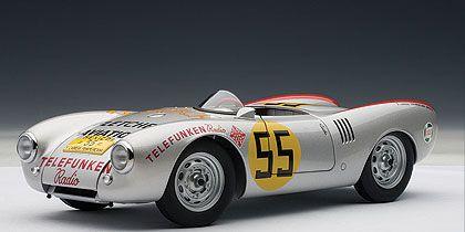 Porsche 550 Spyder Panamerica1954