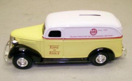 Chevrolet Panel Truck 1938 Bank