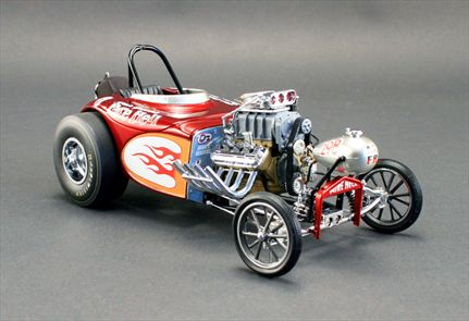 Pure Hell Bantam Roadster